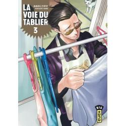 LA VOIE DU TABLIER, TOME 3