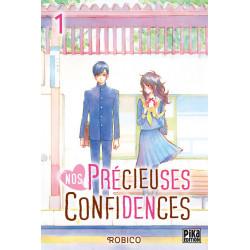 NOS PRECIEUSES CONFIDENCES T01