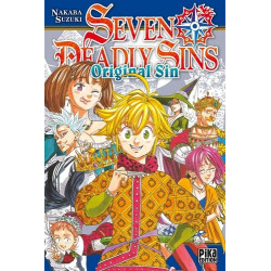 SEVEN DEADLY SINS - ORIGINAL SIN