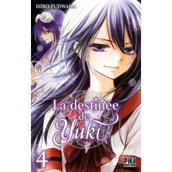 LA DESTINEE DE YUKI - T05 - LA DESTINEE DE YUKI T04