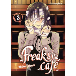 FREAKS' CAFE - TOME 3 - VOL03
