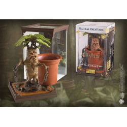 MANDRAKE HARRY POTTER MAGICAL CREATURES STATUE
