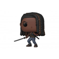MICHONNE WALKING DEAD POP! TV VINYL FIGURE