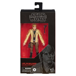 LUKE SKYWALKER CEREMONY STAR WARS BLACK SERIES 6IN E4 BL ACTION FIGURE