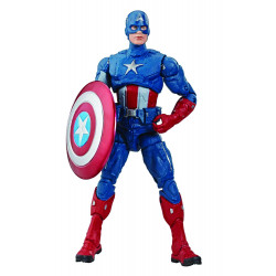 CAPTAIN AMERICA MARVEL LEGENDS AVENGERS ENDGAME 6 INCH ACTION FIGURE