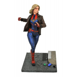 CAPTAIN MARVEL MARVEL MOVIE PREMIER COLLECTION STATUE