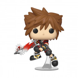 SORA WITH SHIELD KINGDOM HEARTS 3 POP! DISNEY VINYL FIGURE