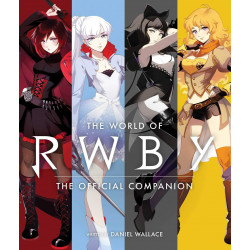 WORLD OF RWBY OFFICIAL COMPANION