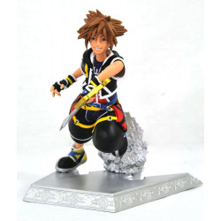 SORA KINGDOM HEARTS GALLERY STATUE