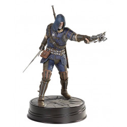 GERALT GRANDMASTER FELINE THE WITCHER 3 WILD HUNT PVC STATUE