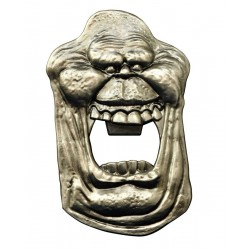SLIMER GHOSTBUSTERS METAL BOTTLE OPENER
