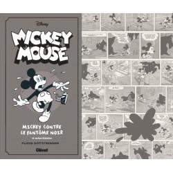 MICKEY MOUSE PAR FLOYD GOTTFREDSON N&B - TOME 05 - 1938/1940 - MICKEY CONTRE LE FANTOME NOIR ET AUTR