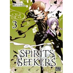SPIRIT SEEKERS - SPIRITS SEEKERS T03
