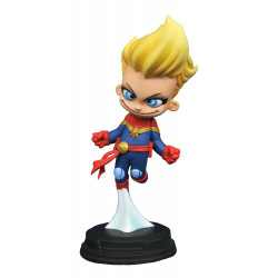 CAPTAIN MARVEL MARVEL ANIMATED STATUE