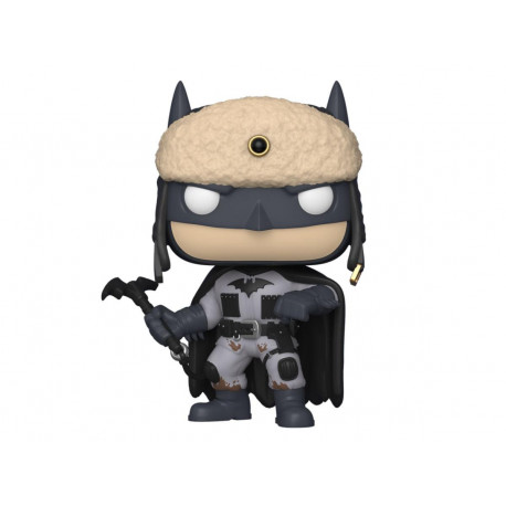 RED SON BATMAN BATMAN 80TH POP! HEROES VINYL FIGURE
