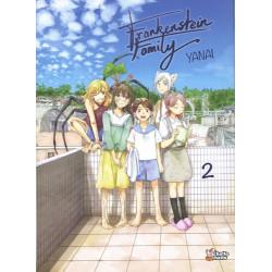 FRANKENSTEIN FAMILY T02