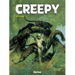 ANTHOLOGIE CREEPY VOL. 3