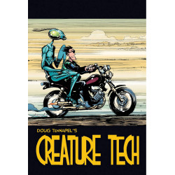 CREATURE TECH GN NEW EDITION