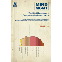 MIND MGMT OMNIBUS TP VOL 1 MANAGER AND FUTURIST PART 1