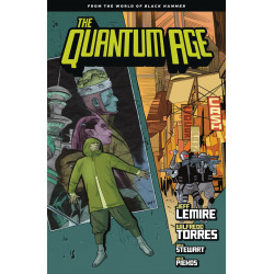 QUANTUM AGE TP FROM WORLD OF BLACK HAMMER VOL 1