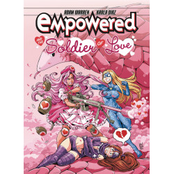 EMPOWERED SOLDIER OF LOVE TP