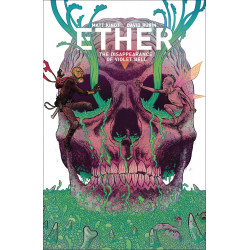 ETHER TP VOL 3 DISAPPEARANCE OF VIOLET BELL