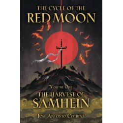 CYCLE OF RED MOON TP VOL 1 HARVEST OF SAMHEIN