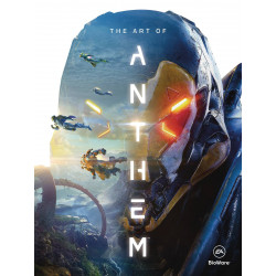 ART OF ANTHEM HC
