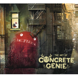 ART OF CONCRETE GENIE HC