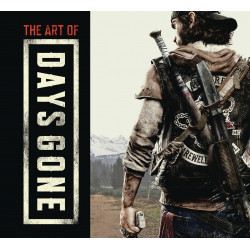 ART OF DAYS GONE HC
