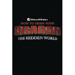 ART OF HOW TRAIN YOUR DRAGON HIDDEN WORLD HC