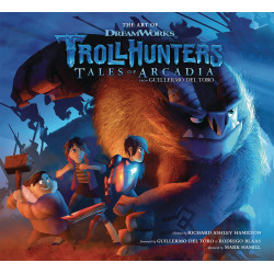 ART OF TROLLHUNTERS HC