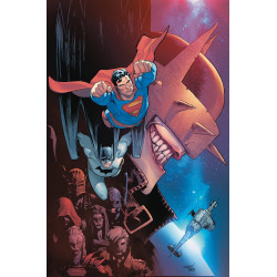 BATMAN SUPERMAN HC VOL 1 WHO ARE THE SECRET SIX
