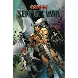 CONAN SERPENT WAR TP