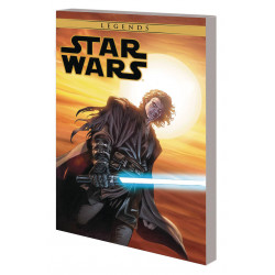 STAR WARS LEGENDS EPIC COLLECTION CLONE WARS TP VOL 3