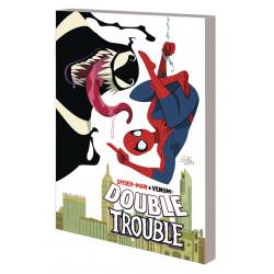 SPIDER-MAN VENOM DOUBLE TROUBLE GN TP