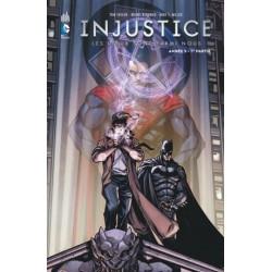 INJUSTICE ANNEE 3 T1