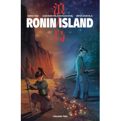 RONIN ISLAND TP VOL 2