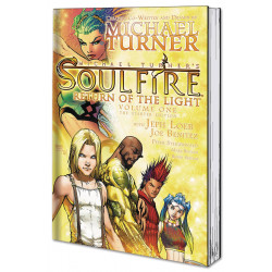 SOULFIRE TP VOL 1 RETURN OF THE LIGHT