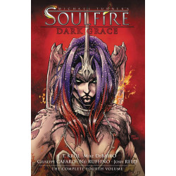 MICHAEL TURNER SOULFIRE TP VOL 4 DARK GRACE