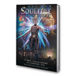 MICHAEL TURNERS SOULFIRE TP VOL 6 FUTURE SHOCK