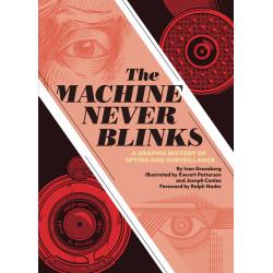 MACHINE NEVER BLINKS HC HISTORY SPYING SURVEILLANCE