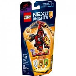 ULTIMATE BEAST MASTER LEGO NEXO KNIGHTS BLISTER