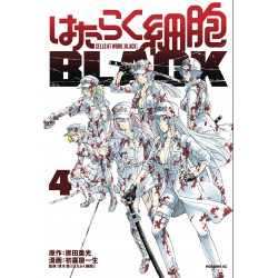 CELLS AT WORK CODE BLACK GN VOL 4