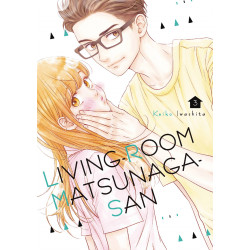 LIVING ROOM MATSUNAGA SAN GN VOL 2