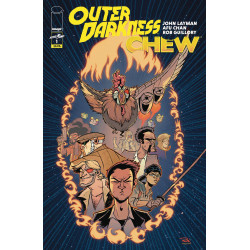 OUTER DARKNESS CHEW 1 CVR B GUILLORY