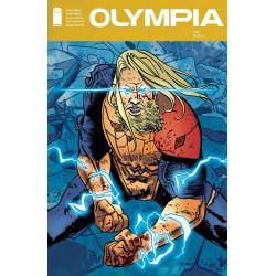 OLYMPIA 5 CVR A DIOTTO CUNNIFFE