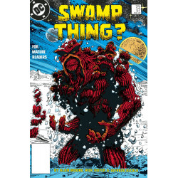 DOLLAR COMICS SWAMP THING 57