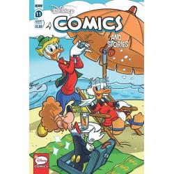DISNEY COMICS AND STORIES 11 CVR A MAZZARELLO