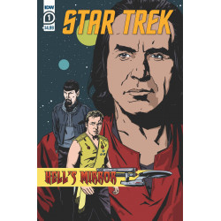STAR TREK HELLS MIRROR 1 CVR A SMITH